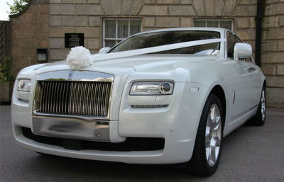 Sheffield Limo Rolls Royce ghost