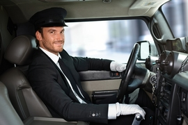 Chauffeur Car Hire Sheffield
