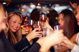 Hen Parties Limo Prices
