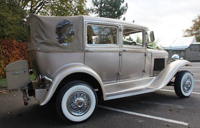 Vintage Wedding Car Hire Prices