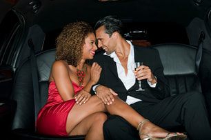 Dinner Date Limousine Hire
